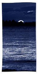 Moon Shine Beach Towel