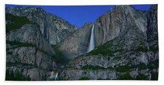 Moonbow Yosemite Falls Beach Sheet