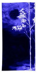 Moonlight Bamboo Beach Towel