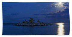 Moonlight Island Beach Sheet