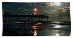 Moonlight Reflections 2 Beach Sheet