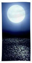 Moonlight Beach Towel