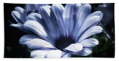Beach Towel featuring the photograph Moonlit Petals. From The Beautiful by Mr Photojimsf