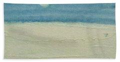Moonshadow Beach Towel
