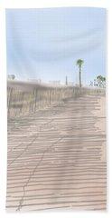 Morning At Edisto Island Campground  Beach Towel