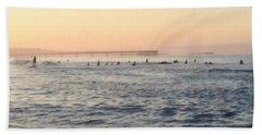 Morning Board Meeting Beach Sheet