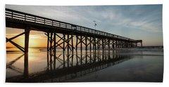Morning Breaks Beach Sheet