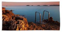 Morning Colors Beach Sheet