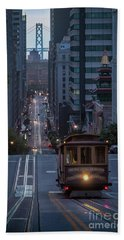 Morning Commute Beach Towel by JR Photography