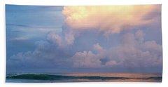 Morning Glory Beach Towel