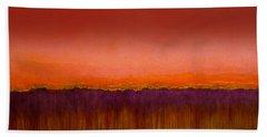 Morning Has Broken - Art By Jim Whalen Beach Sheet