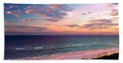Morning Light On Rosemary Beach Beach Towel