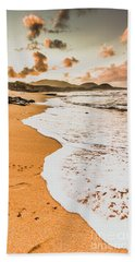 Morning Marine Wash Beach Towel