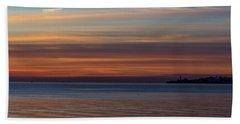Morning Pastels Beach Towel