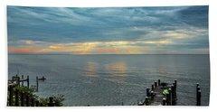 Morning Rays Beach Sheet