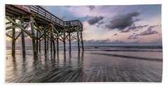 Morning Rush Isle Of Palms Beach Towel