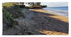 Morning Shadows Beach Sheet