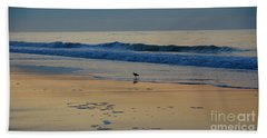 Morning Stroll Beach Towel