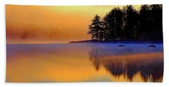 Morning Sunrise Beach Towel