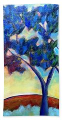 Morning Walk Beach Towel