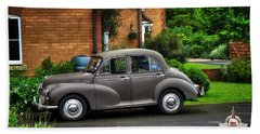 Morris Minor Beach Towel