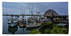 Morro Bay Beach Towel