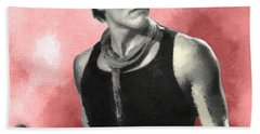 Morten Harket - A-ha Beach Towel