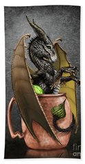 Moscow Mule Dragon Beach Towel