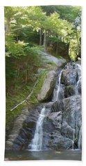 Mose Glenn Falls Granville Vt. Beach Towel