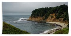 Moss Beach Beach Towel