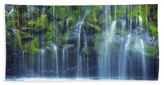 Mossbrae Falls - 05 Beach Towel