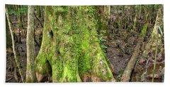 Mossy Cypress Beach Sheet