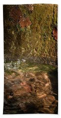 Mossy Pool Beach Sheet