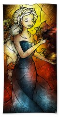 Mother Of Dragons Beach Towel