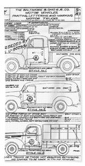 Motor Vehicles Beach Sheet