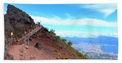 Mount Vesuvius Beach Sheet