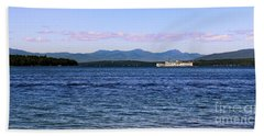 Mount Washington Beach Sheet by Mim White