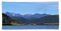 Mountain View Beach Sheet