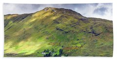 Mountains Of Ireland Beach Towel