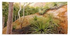 Mountian Yucca Beach Sheet