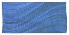 Movement In Waves Beach Sheet