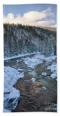 Moyie Winter Beach Sheet