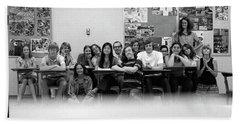 Mr. Clay's Ap English Class Beach Sheet