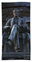 Mr. Lincoln Beach Towel