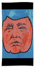 Beach Towel featuring the painting Mr. President by Robert Margetts