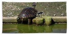 Mr. Turtle Beach Towel