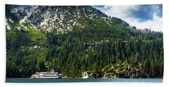 M.s. Dixie II, Lake Tahoe, Ca Beach Sheet