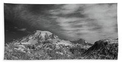 Mt. Rainier Beach Sheet