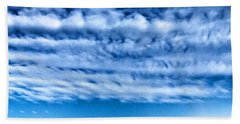 Mt Rainier Beach Towel