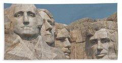 Mt. Rushmore Beach Towel
